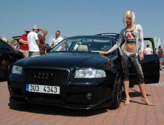 Audi A4: titulní fotka