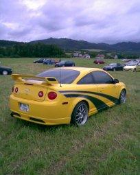 Chevrolet Cobalt: titulní fotka