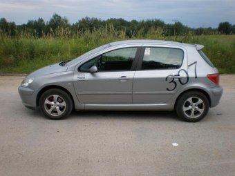 Peugeot 307: titulní fotka