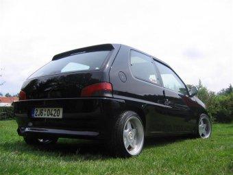 Peugeot 106: titulní fotka