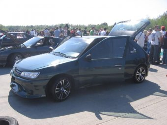 Peugeot 306: titulní fotka