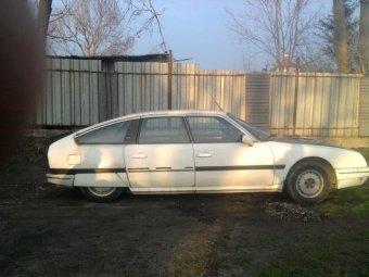 Citroën CX: titulní fotka