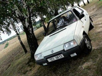 Škoda Favorit: titulní fotka