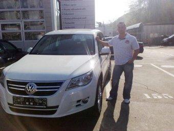 Volkswagen Tiguan: titulní fotka