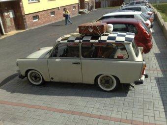 Trabant Kombi: titulní fotka