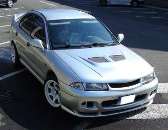 Mitsubishi Carisma: titulní fotka