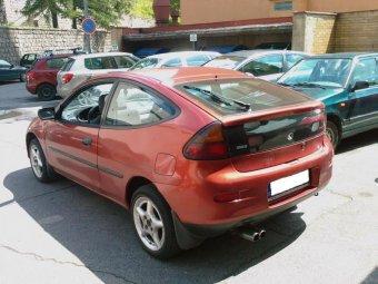Mazda 323: titulní fotka