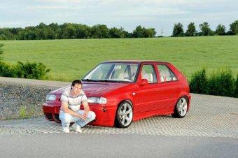 Škoda Felicia: titulní fotka