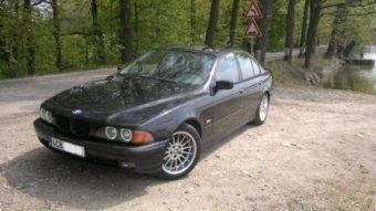 BMW řada 5: titulní fotka