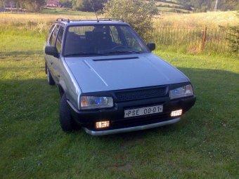 Škoda Forman: titulní fotka