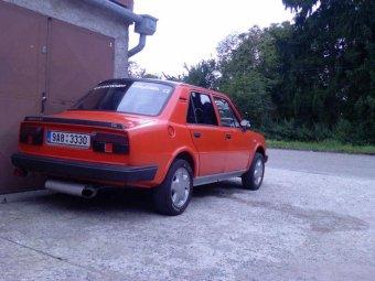 Škoda 135: titulní fotka