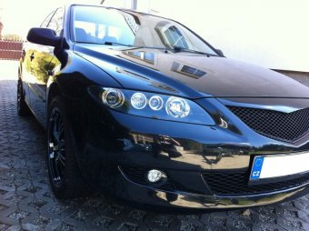 Mazda 6: titulní fotka
