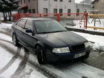 Škoda Octavia: titulní fotka