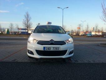 Citroën C4: titulní fotka