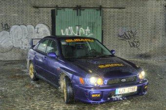 Subaru Impreza: titulní fotka