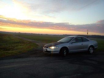 Honda Accord: titulní fotka