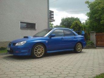 Subaru WRX STi: titulní fotka
