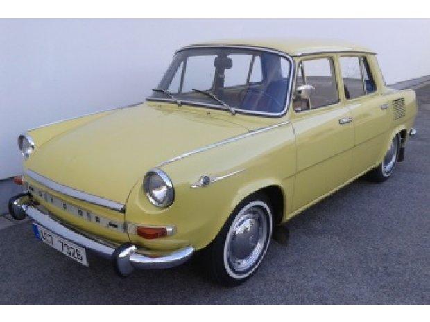 Škoda 1000 MB
