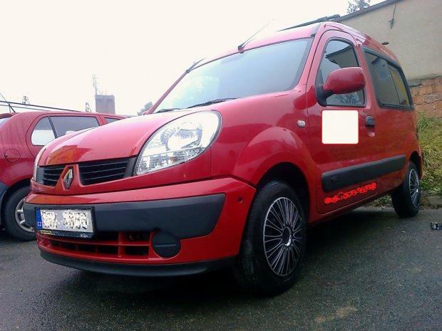 Renault Kangoo (2007)