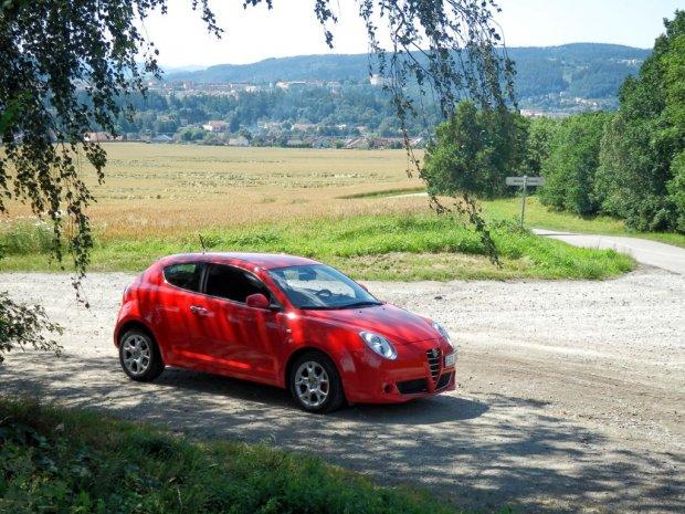 Alfa Romeo MiTo (2009)