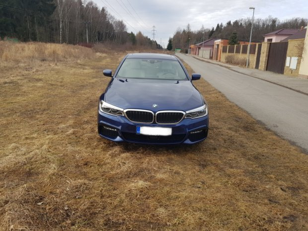 BMW řada 5 (2017)