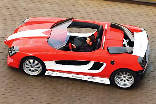 Toyota MR2 turbo - předvoj formule 1