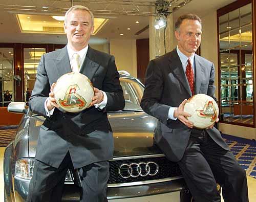 Audi sponzoruje Bayern