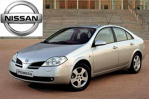 Nissan inovoval logo