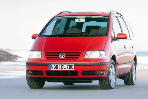 VW Sharan dostal nový motor