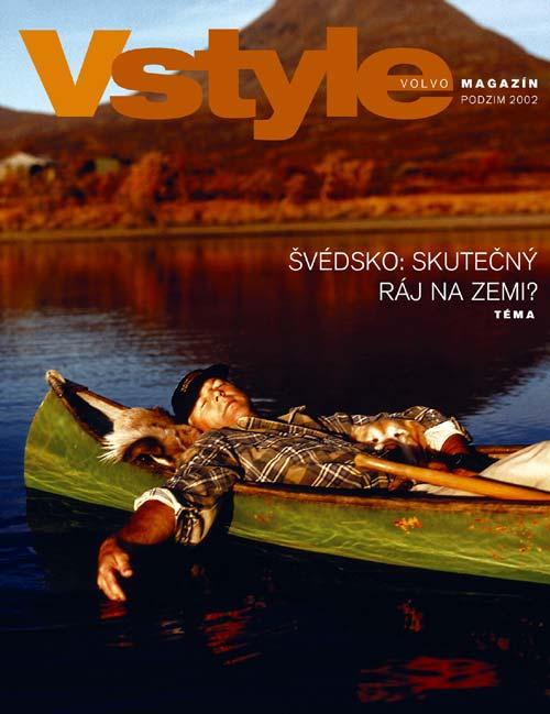 Volvo má nejlepší firemní časopis