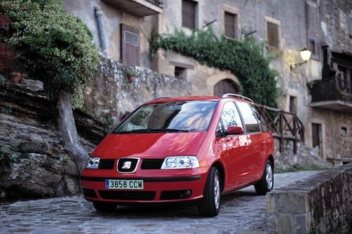 Motor TDI 96 kW už má i Seat Alhambra