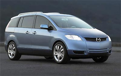 Mazda MX Flexa: Mazda 4 čeká za dveřmi