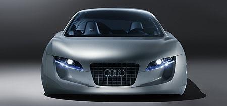 New York: Audi RSQ - Čtyři prsteny na filmové plátno