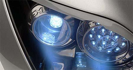 Lexus LF-C: čtyři v jednom