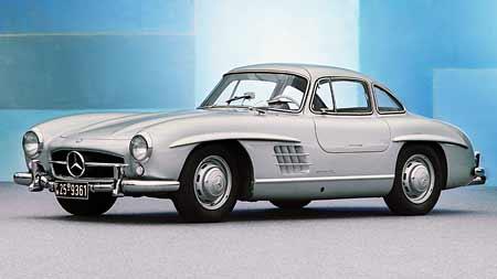 Mercedes-Benz SL: Půl století slávy