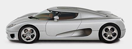 Stáhněte si nové video - Koenigsegg CC8S