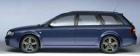 Audi RS6 Plus: 280 km/h, významné plus