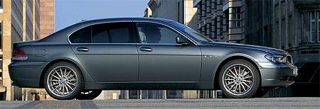 Motory V12 (3. díl): BMW 6.0 V12