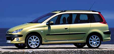 Peugeot: kombi a MPV nyní výhodněji