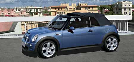 Mini: Cooper S jako topless