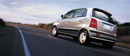 Hyundai uvádí na trh Atos Prime a nový Trajet