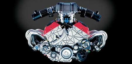 Motory V12 (4. díl): Ferrari Enzo a spol.