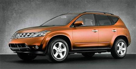 Nissan představí na Autotecu Murano