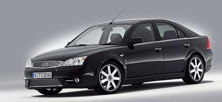 Ford: nový V6 (150 kW) a další TDCi (114 kW, 400 Nm)