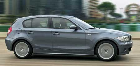 Německé ceny BMW 1: bavorák pod 20.000 Euro
