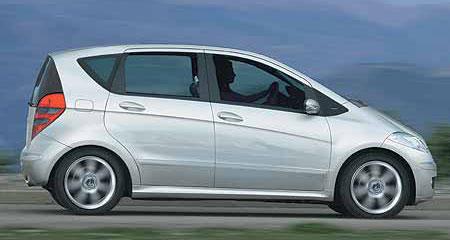 Nový Mercedes-Benz A: přehled motorů