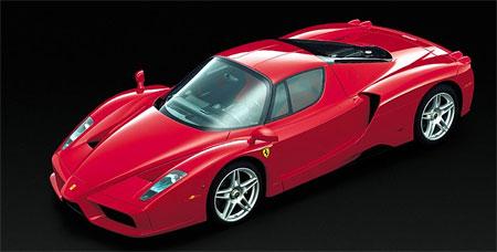 Srovnání nejrychlejších automobilů světa