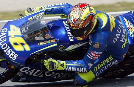 GP Itálie – Rossi doma králem