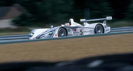Audi: Triumf v Le Mans