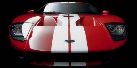 Ford GT vstupuje mezi elitu